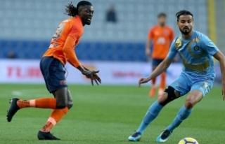 Süper Lig'de yeni lider Medipol Başakşehir