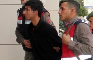 Terör şüphelisi Emniyet binasından atlayıp intihar...