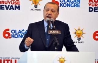 'Teröristleri Cudi, Tendürek ve Kandil'e...