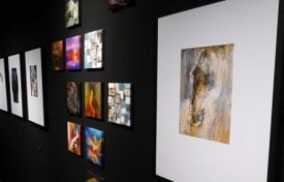Türk sanatçılar Louvre Müzesi'nde sergi açtı