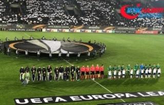 İşte UEFA Avrupa Ligi'nde gecenin sonuçları...