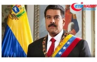 Venezuela 2018 seçimlerinde muhalefetin yer almasını...