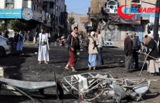 Yemen'de muhalifler arasındaki çatışmaların...