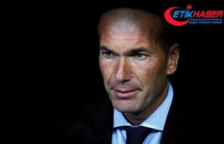 Zinedine Zidane, Real Madrid'e geri döndü
