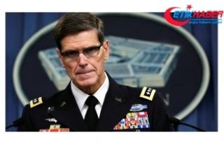 ABD'li komutan: Menbiç'ten çekilmeyeceğiz