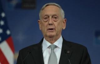 ABD Savunma Bakanı Mattis'ten 'Pakistan'...