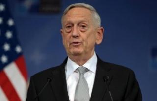 ABD Savunma Bakanı Mattis: Türkiye hava saldırısı...