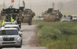 ABD, Türkiye sınırında terör örgütüne yeni...