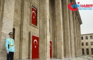 AK Parti ve MHP 'ittifak komisyonu' görüşmesi...