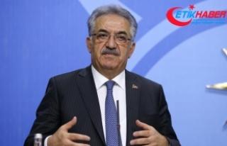AKP'li Yazıcı: İttifak alanı düzenlenmeye...