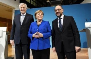 Almanya'da SPD'de koalisyon konusunda ilk...