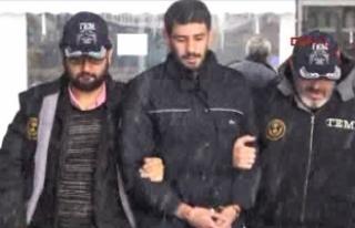 Ankara'da eylem planlayan DHKP-C'nin sözde...