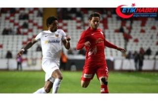 Antalyaspor'u 2-0 Mağlup Eden Kayserispor Kupada...