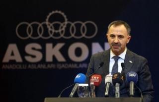 ASKON Genel Başkanı Cesur: FETÖ'nün Tuskon...
