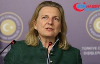 Avrupa ve Uyum Bakanı Karin Kneissl: Diplomatik temasların...
