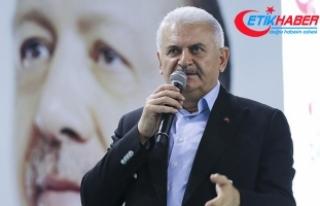 Yıldırım: Ne Belarus ne de Türkiye'nin gizli...