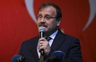 Başbakan Yardımcısı Çavuşoğlu'ndan anamuhalefete...