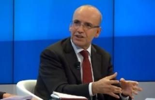 Başbakan Yardımcısı Şimşek: Siyasi riskler Türkiye'nin...