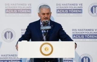 Başbakan Yıldırım: Bu harekat mecburiyet sonucu...
