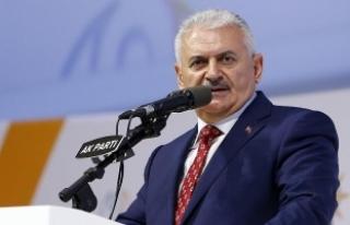 Başbakan Yıldırım: Türkiye milli mutabakatla...