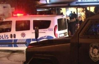 Başkent'te polisi alarma geçiren olay