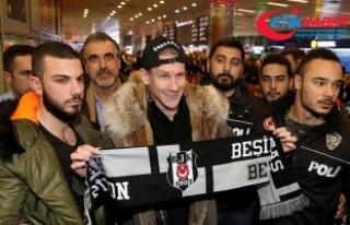 Beşiktaş'ın yeni transferi İstanbul'a...