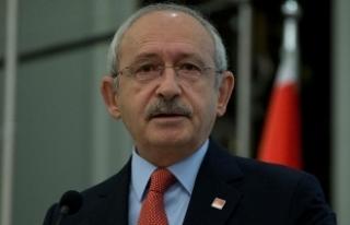 CHP Genel Başkanı Kılıçdaroğlu, Denktaş'ı...