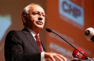 CHP Genel Başkanı Kılıçdaroğlu şehit polis...