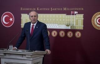 CHP Yalova Milletvekili İnce: CHP Genel Başkanlığına...