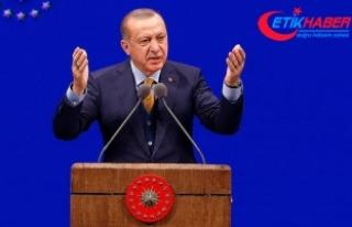 Cumhurbaşkanı Erdoğan'dan 'doçentlik'...