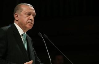 Cumhurbaşkanı Erdoğan: Bölge, Türkiye için bir...
