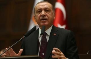 Cumhurbaşkanı Erdoğan: Suriye'deki terör...