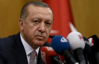 Cumhurbaşkanı Erdoğan'dan 10 Ocak Çalışan...