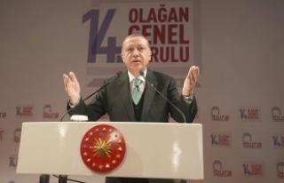 Cumhurbaşkanı Erdoğan: Zihnini ABD'deki bir...