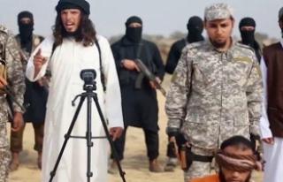 DEAŞ'tan Hamas'a videolu savaş ilanı