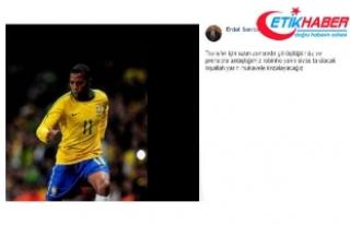 Demir Grup Sivasspor 'Robinho'yu açıkladı