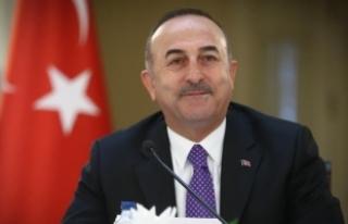 Çavuşoğlu: Suriye'de rejim ılımlı muhalifleri...