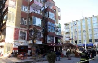 Diyarbakır'da binada patlama