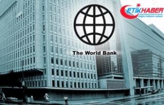Dünya Bankası, Türkiye'nin 2017 büyüme beklentisini...