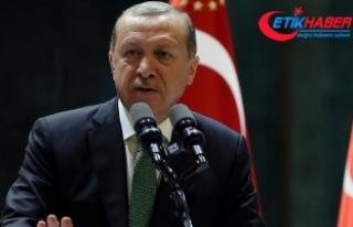 Cumhurbaşkanı Erdoğan: Tek terörist kalmayacak...