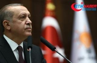 Erdoğan: Bizler 7 Ağustos ruhunu yaşamaya devam...