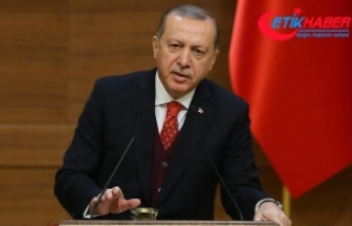 Cumhurbaşkanı Erdoğan: Kimsenin terör seviciliği...