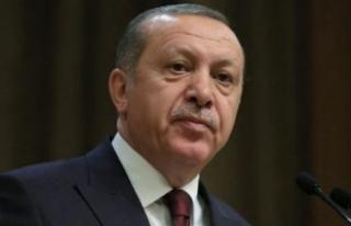 Erdoğan Münir Özkul'un vefatı nedeniyle taziye...