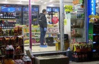 Eskişehir'de markette silahlı saldırı: 1...
