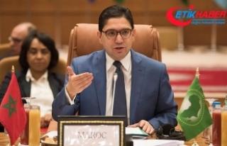 Fas Dışişleri Bakanı Burita: Arap ülkeleri arasındaki...