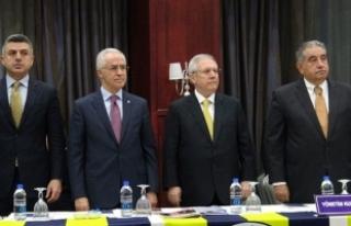 Fenerbahçe'de başkanlık seçimi 2 -3 Haziran...