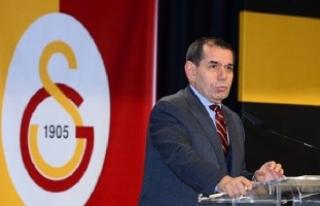 Dursun Özbek: Yarın kim seçilirse seçilsin Galatasaray'a...