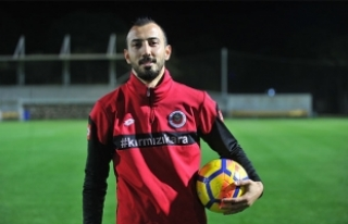 "Gençlerbirliği futbolcusu Ahmet İlhan Özek: ""Milli..."