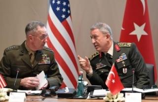 Genelkurmay Başkanı Orgeneral Akar'dan 'kritik'...