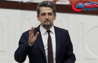 HDP'li Paylan ifade verdi